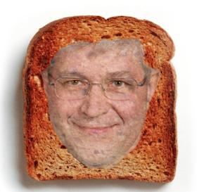 Bruno Zuppiger ist leider Toast